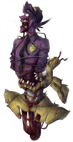 Explore springtrap purple man springtrap and more