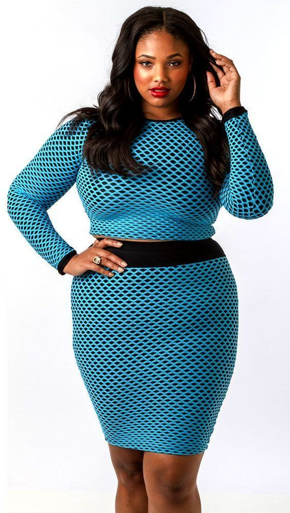 28 Fashionable Nightclub Outfits For Plus Size Women This Year
