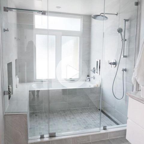 Damsel In Dior Blogger Jacey Dupries Zuhause Badezimmer Renovieren Dusche Umgestalten Traumhafte Badezimmer