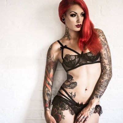 Jamie T Photography Photoshoot - Cervena Fox Source