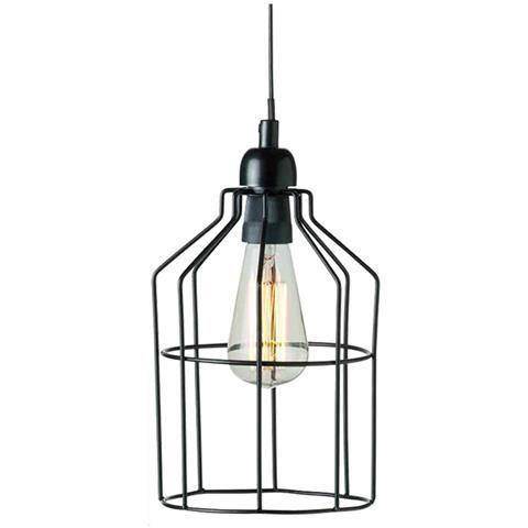 industrial cage pendant light black kmart cage lighting pendants