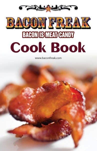 Bacon Freak Cookbook - Food & Drink