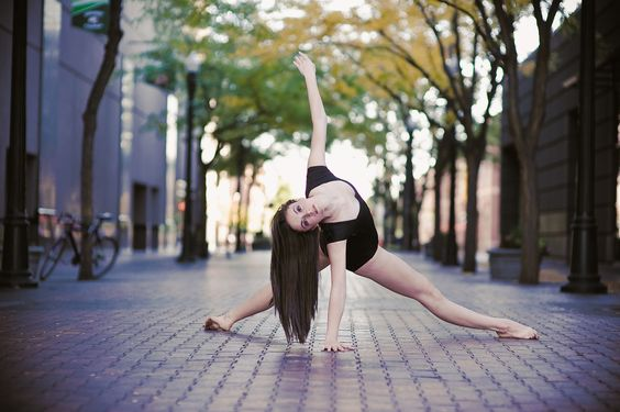 """Freestyle Ballerina"". This is my urban ballerina dance ..."