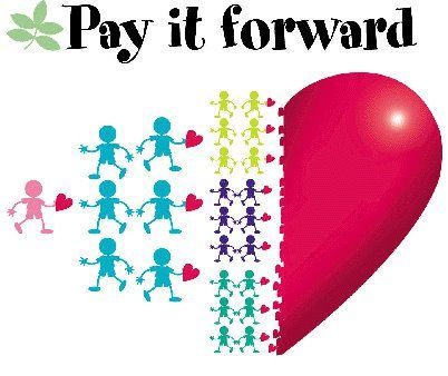 pay it forward ideas random acts of kindness pay it forward pinterest blog watches and. Black Bedroom Furniture Sets. Home Design Ideas