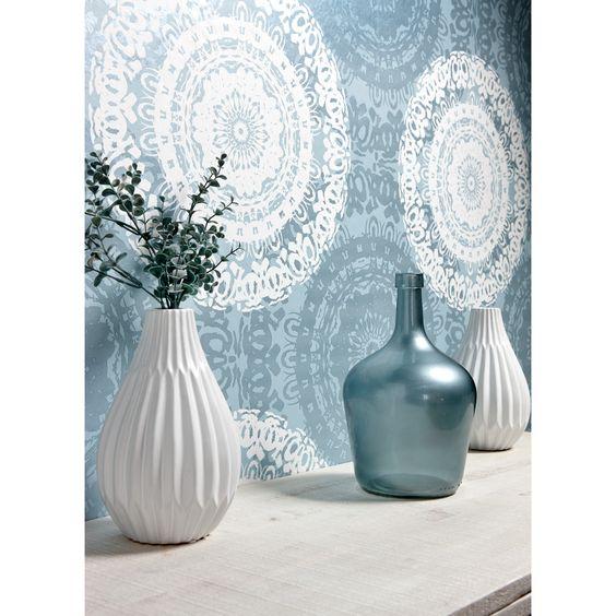 Combineer je woondecoratie met de kleur van je verf of behang. Zo ...