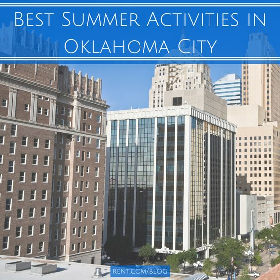 If you're going to be in Oklahoma City during the warm weather, check out these summer activities you definitely don't want to miss!