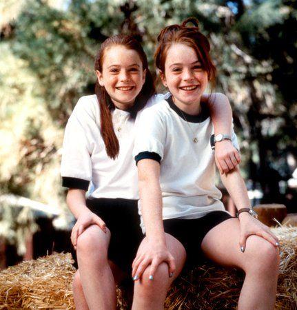 Lindsay Lohan, The Parent Trap (1998)