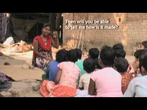 India: In this video, Dipika instructs children in how to prepare and use Oral Rehydration Salts (ORS). This is a simple combination of sugar and   salts that can save a child's life when she is stricken with life-threatening   diarrhea. One advantage to ORS is that families can make this inexpensive but highly effective treatment at home.