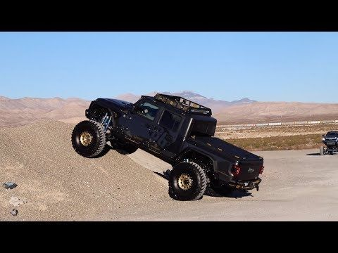 V8 6 2l Max D Stage 3 2020 Jeep Gladiator Rubicon In 2020 Jeep Gladiator Jeep Sema 2019