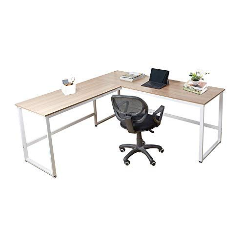 Dporticus 72 L Shaped Office Desk Corner Computer Desk Laptop Study Table Workstation With Cpu Stand Pc Keyboard Tray Wall S Furniture Decor Home Office Computer Desk L Shaped Office Desk Desk