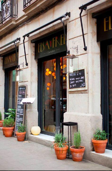 Elsa Y Fred #restaurant #Barcelona