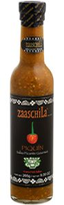 Zaaschila real Mexican salsa is made with authentic chile piquin from Northern Mexico. Combined with spices, condiments and tomatoes Zaaschila has a very delicious and unique flavor.