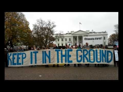 'Last chance' Climate activists across US call for decisive actions at P...