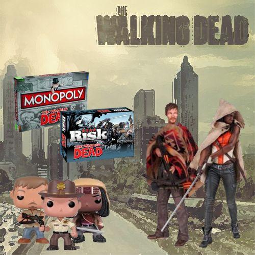 Publicidad Juegos en la Mesa - Hemos subido muchos artículos de The Walking Dead