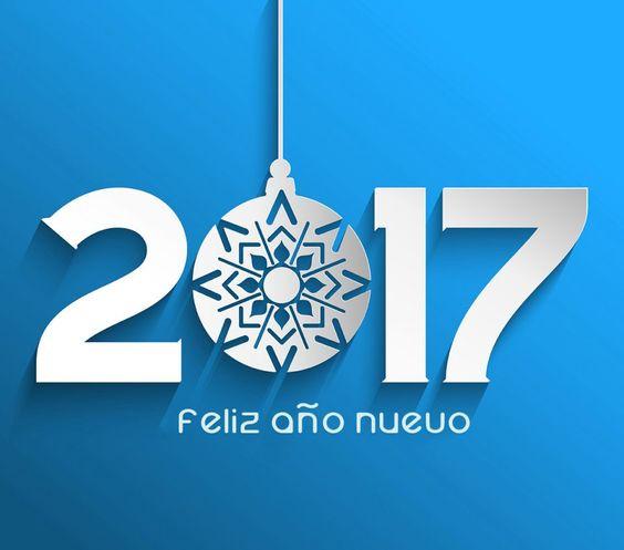 Feliz Año Nuevo 2017 imágenes, tarjetas: