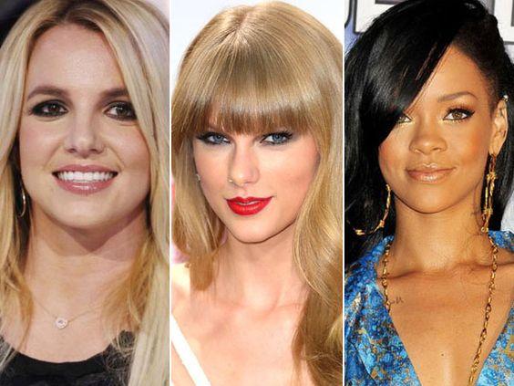 Las cantantes mejores pagadas del año