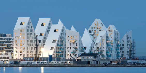 L'Iceberg / CEBRA + JDS + SeARCH + Louis Paillard Architects (Danemark)