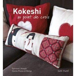 Découvrez les poupées kokeshi, d'inspiration japonaise, pour des broderies candides et élégantes.