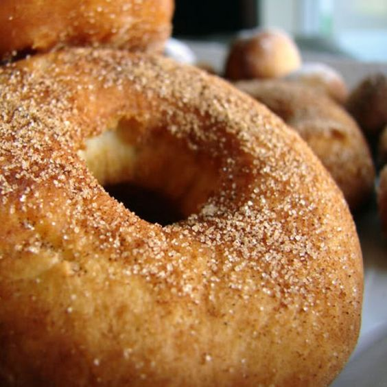 Old fashioned cake doughnut recipes