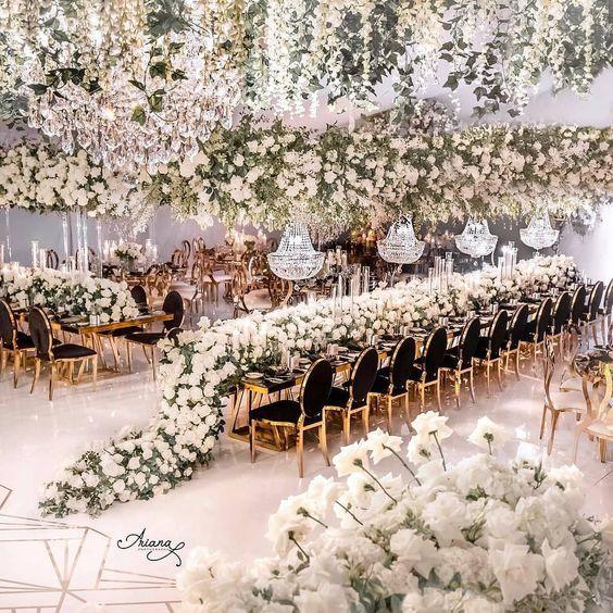 dreamy wedding decor ideas