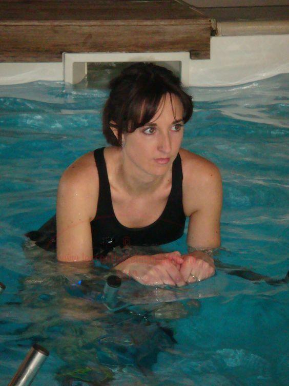 """""""L'essentiel de l'aquabiking"""" un livre de 166 pages dédié à la pratique de l'aquabiking"""