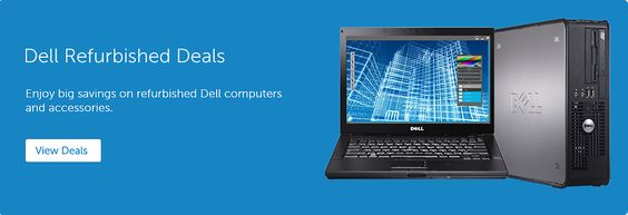 40% Off Any Dell Laptop or Desktop - AC @ Dell Refurbished Computers