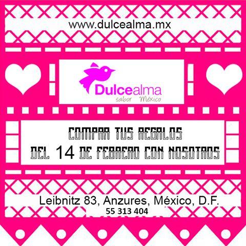 Aprovecha los paquetes del mes del amor y la amistad en el catálogo en línea. http://es.scribd.com/d…/253782558/Catalogo-San-Valentin-2015 #DulceAlma