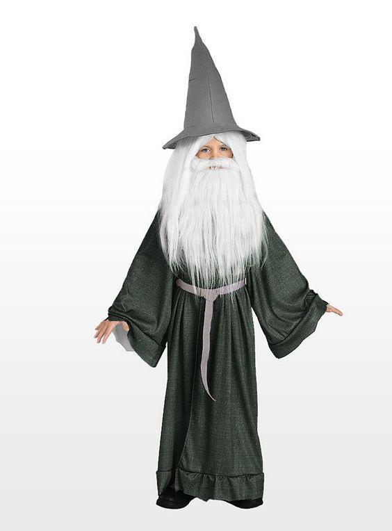Herr der Ringe Gandalf Kinderkostüm