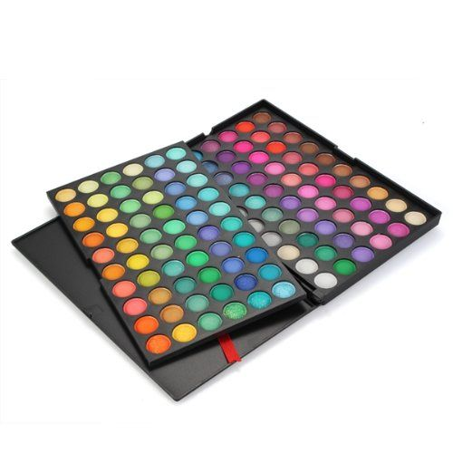 Sombra de Ojos Paleta Estuche 120 Colores Maquillaje Mate | Your #1 Source for Beauty Products