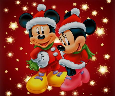 disney christmas minnie mickey mouse friends. Black Bedroom Furniture Sets. Home Design Ideas