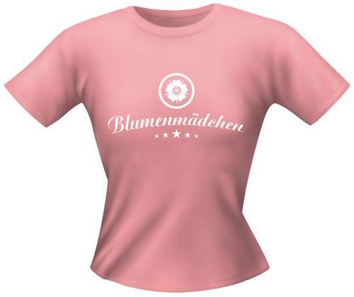 """""""Blumenmädchen"""" #Shirt für den #Junggesellinnenabschied #JGA #TShirt #bachelorette"""