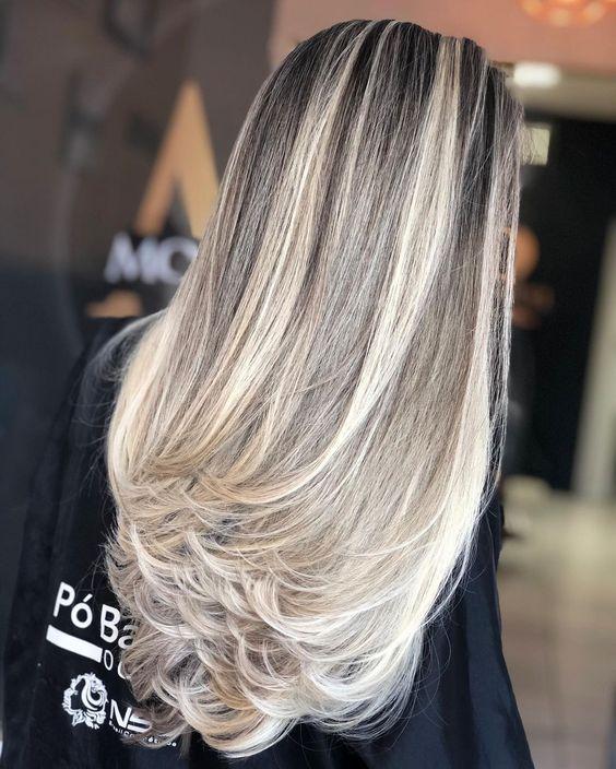 cabelos com loiro perolado irresístivel