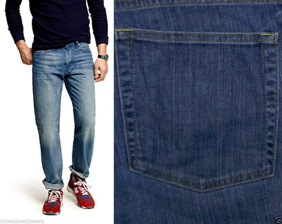 J crew bootcut mens jeans