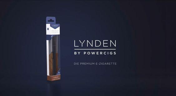 Wir stellen vor: #PowerCigs launcht heute www.lynden.de.  LYNDEN ist die neue Premium #Ezigaretten Marke by PowerCigs und gibt dir #Freiheit, Genuss und #Lifestyle!   All das und viel mehr bekommst du unter: www.lynden.de