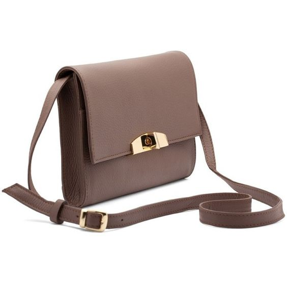 Leather Mini Clutch (3 660 UAH) ❤ liked on Polyvore featuring bags, handbags, clutches, carteras, malas, real leather purses, leather envelope clutch bag, leather envelope clutch, brown envelope clutch e brown handbags