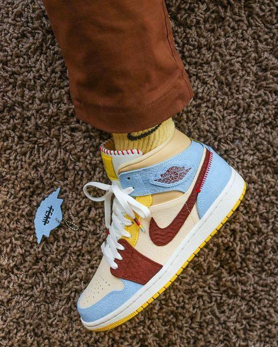 8 Air Jordan 1 in my Wishlist   Hype shoes, Swag shoes, Jordan ...