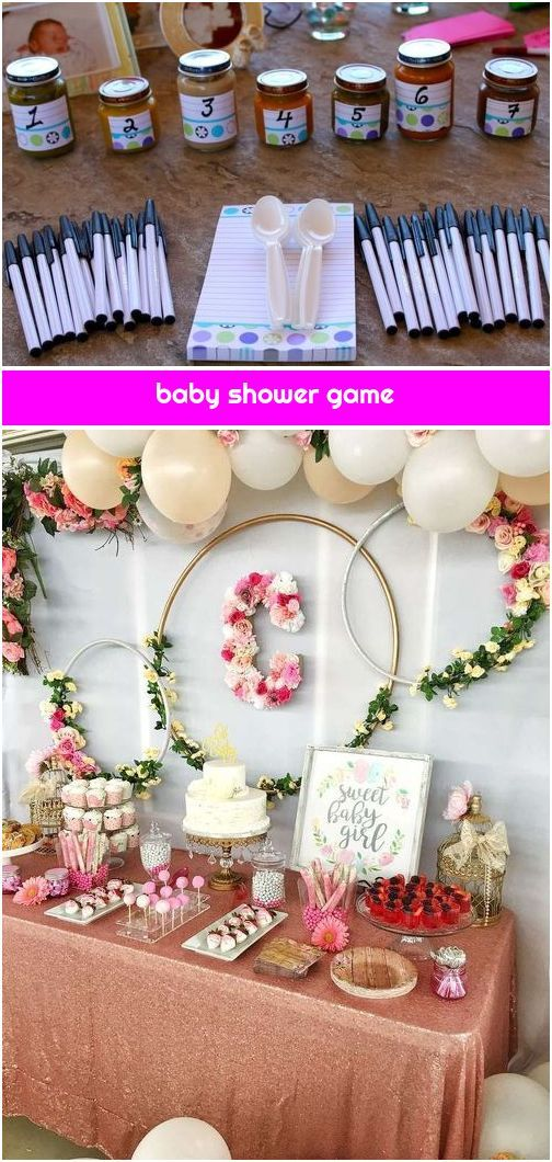 1 Blumenbabyparty Babyparty Party Ideen Foto 1 Von 14 Fang