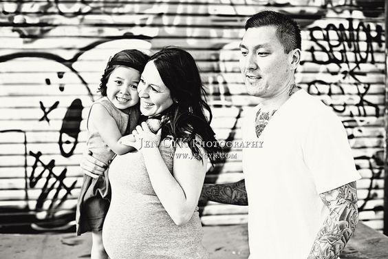 Graffiti Maternity