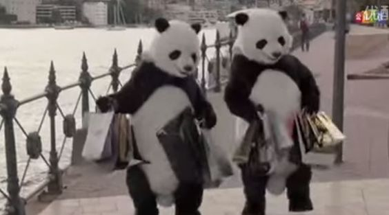 Chinese advert explaining how to behave in china gone viral