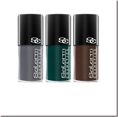 Nueva colección esmaltes otoño-invierno 2012 de Salerm Cosmetics