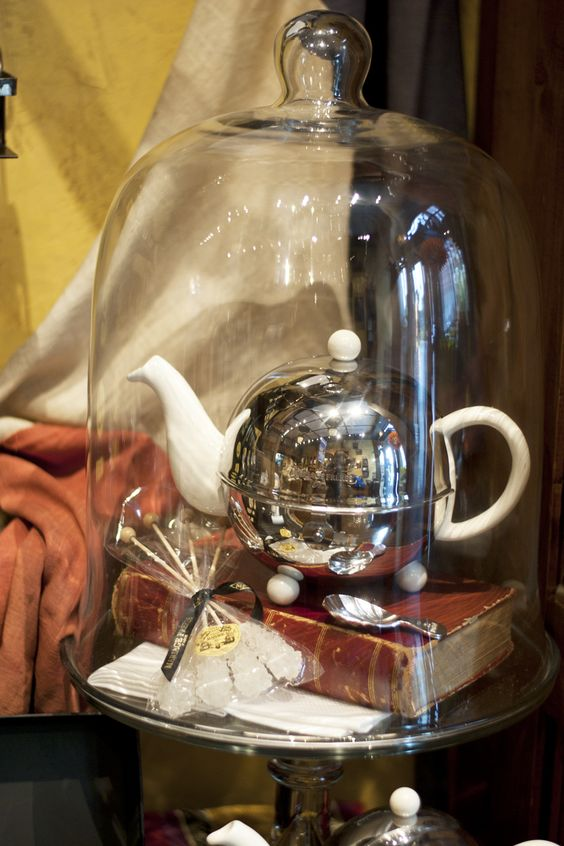 the mariage frres gorgeous insulated art deco teapot - Th Mariage Frres