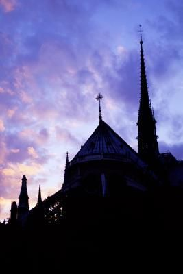 Visit the exquisite, timeless beauty of the Notre Dame de Paris cathedral.  Top 10 European Cathedrals to see!