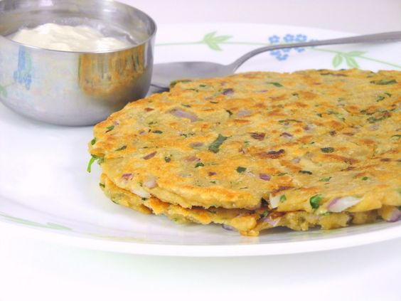 Sindhi Koki with Dahi is one of the most tastiest breakfast recipe. It is a flatbed made with wheat flour, onion and spices. It is a daily b...