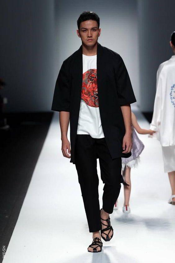 Male Fashion Trends: Italy Tree Spring-Summer 2017 - Shanghai Fashion Week