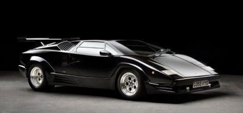 Lamborghini Countach Car 1990 Lamborghini Driver Classico