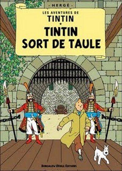 Top 18 des détournements de couvertures d'albums de Tintin: