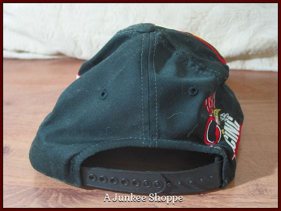 RUSTY WALLACE 1996 Miller Beer #2 Nascar Racing Midnight Black Cap Hat Unused  Junk0924  http://ajunkeeshoppe.blogspot.com/