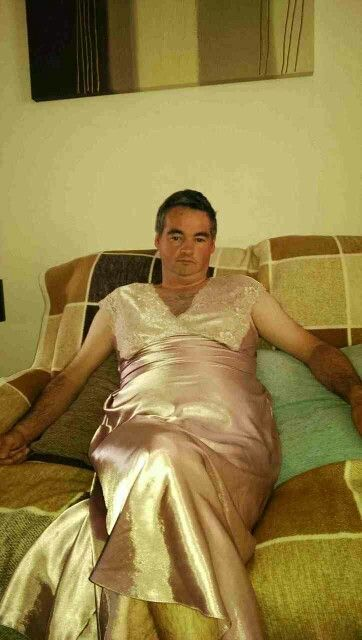 #satinnightwear #nighties #sissy