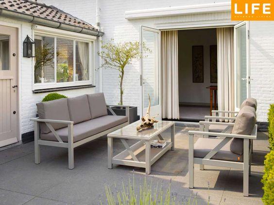 LIFE Loungegarnitur Malmö kaufen im borono Online Shop