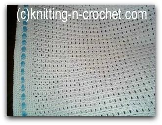 Unique baby blanket crochet patterns for beginners and experts alike.